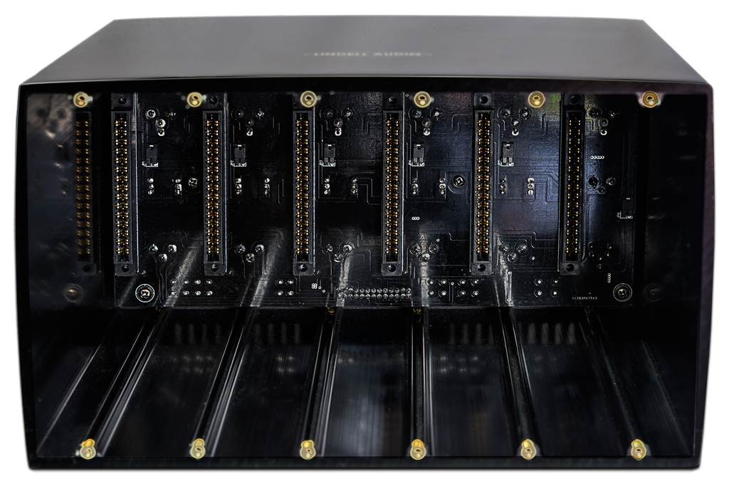 Lindell Audio 506 Power MkII 6 Slot 500 Series Power Rack