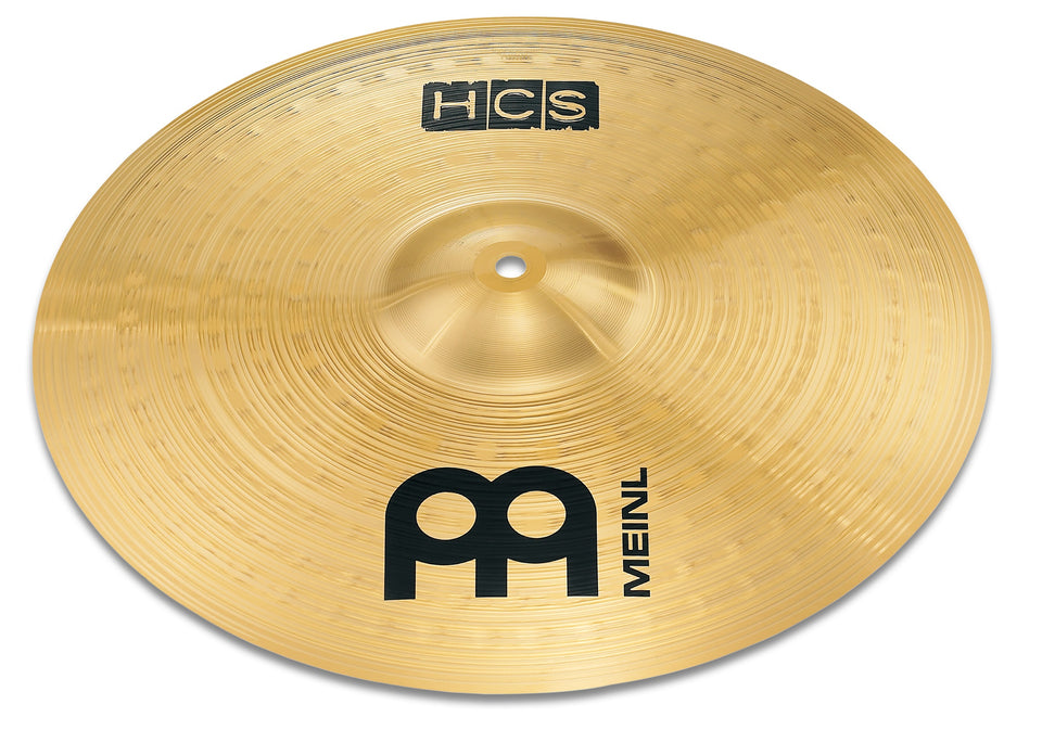 "Meinl 16"" HCS Crash Cymbal"