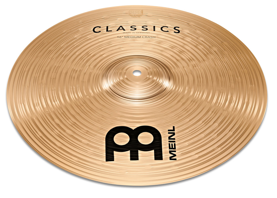"Meinl 20"" Classics Medium Crash Cymbal"