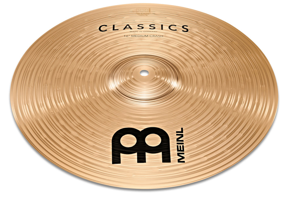 "Meinl 18"" Classics Medium Crash Cymbal"