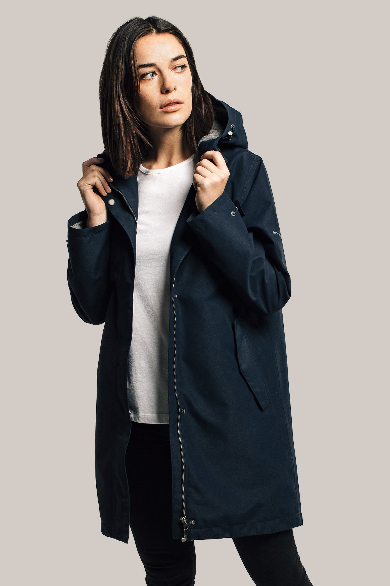 Rockholly Women's Long Transitional (Navy)