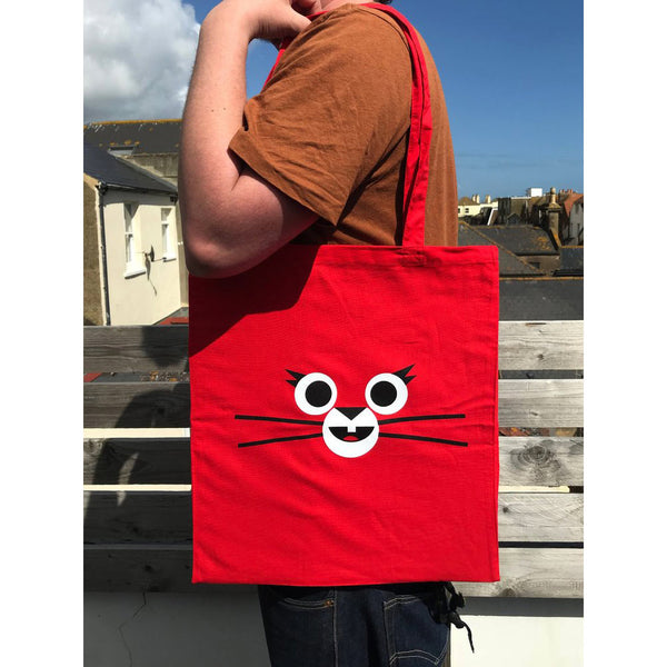 Boo the Mouse Tote Bag