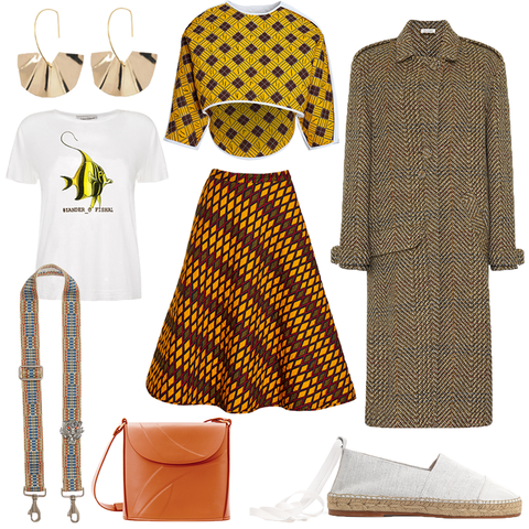 OUR EDIT: AFRICAN AUTUMN