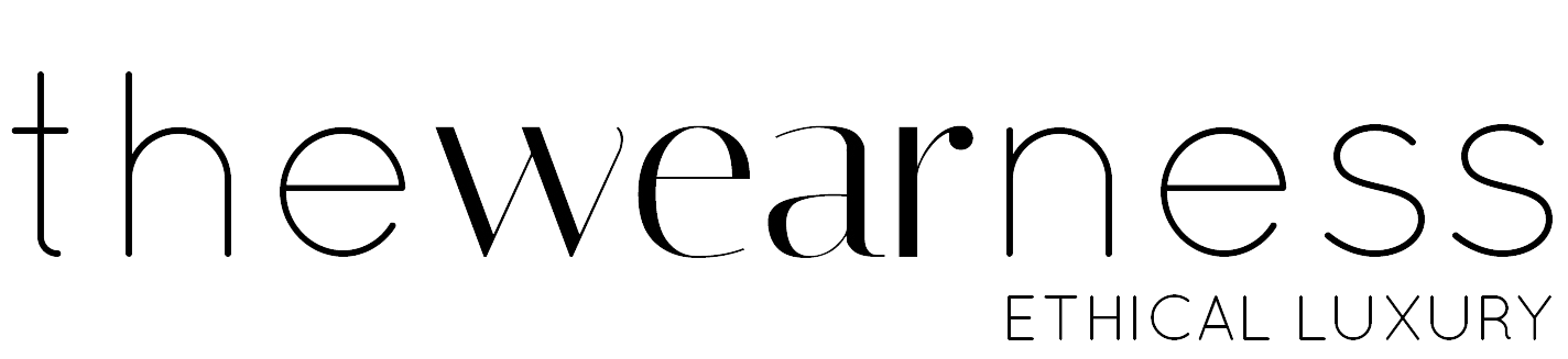 the wearness - ethical luxury