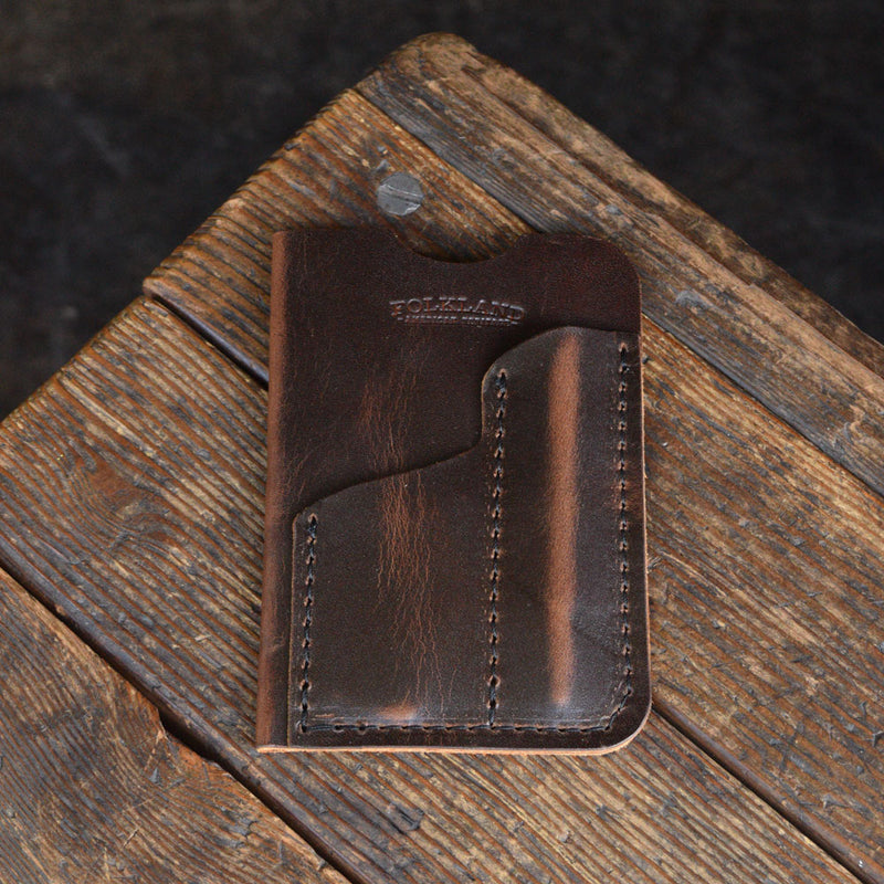No. 04 Notebook Sleeve Brown
