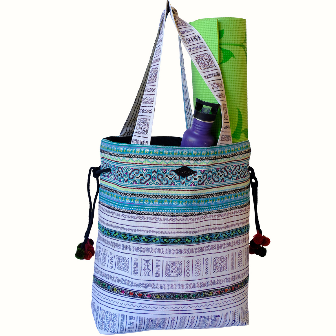 Samui Bags Tropical Island Weekender Bag Handmade Thai Bag