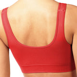 Super-Lift Comfort Bra - Red