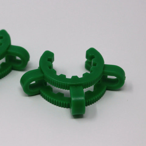 #24 Keck Clips Plastic (8 Pack)