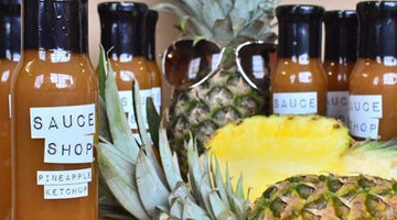 White Label goes tropical… WL#05 Pineapple Ketchup