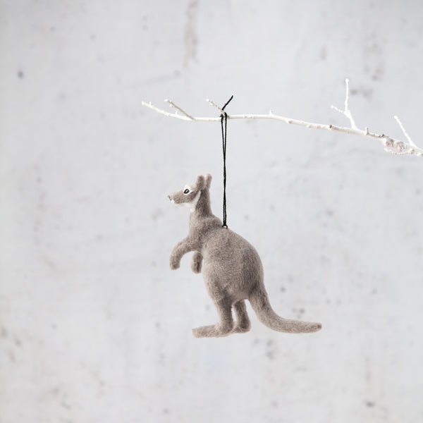 Down To The Woods - Kangaroo Decoration