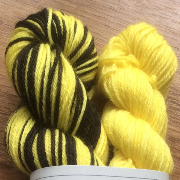 Hufflepuff ~ Soft Sock
