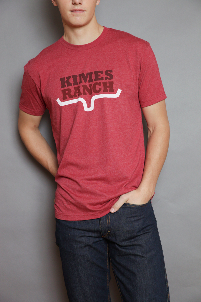 Mens Stacked Tee