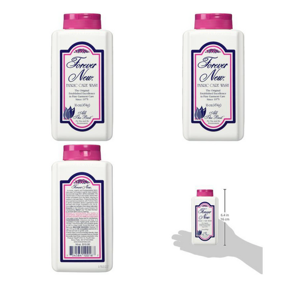 Granular Fabric Care Wash