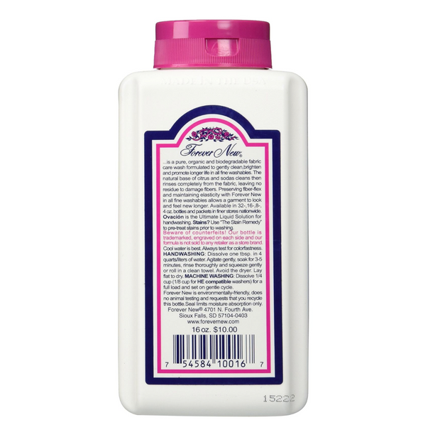 Hypoallergenic Granular Fabric Care Wash