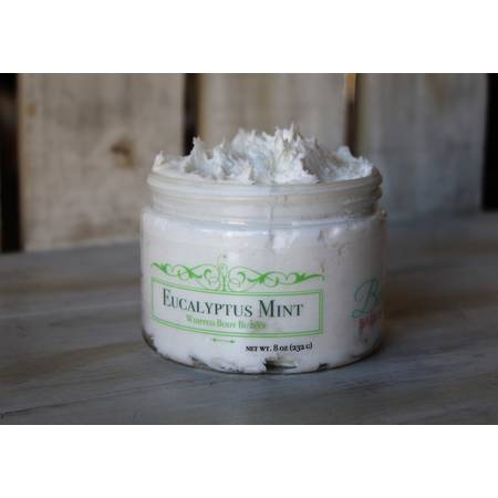 Eucalyptus Mint Whipped Body Butter