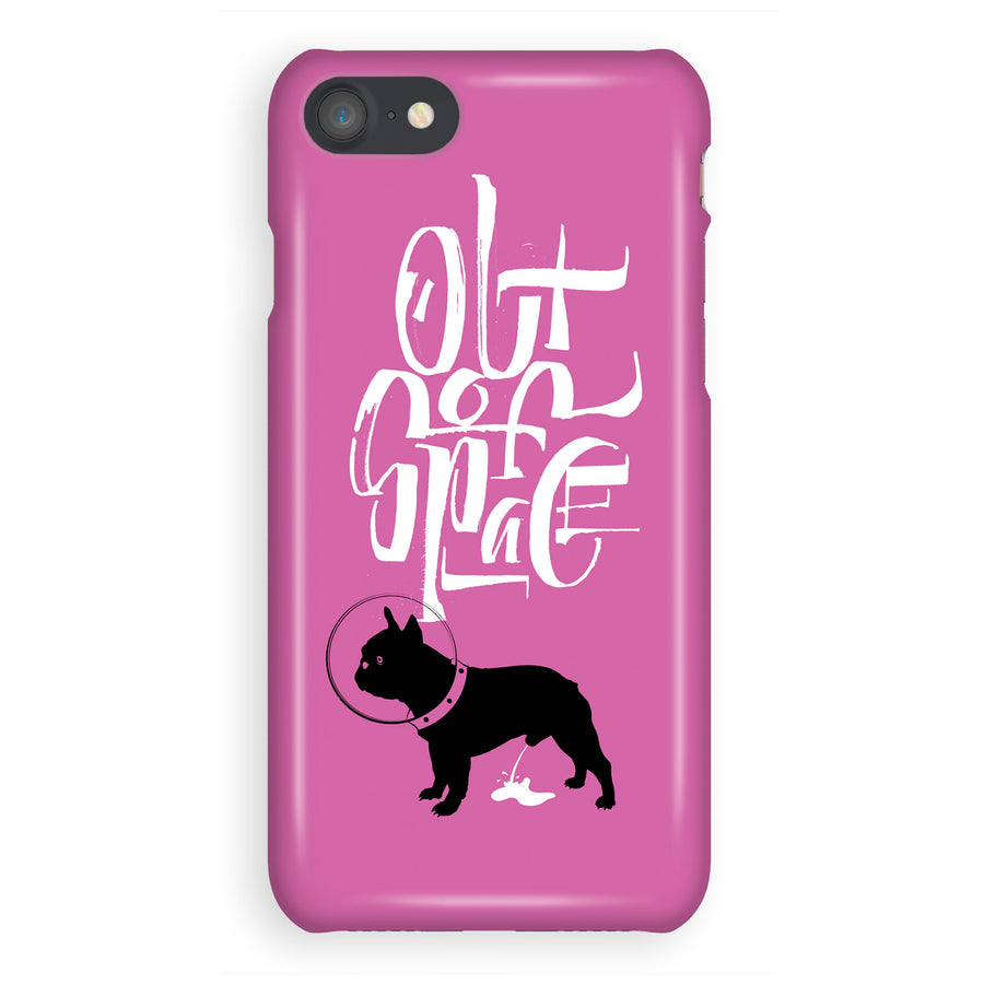 Out of space pug | PINK - MYMAME.SK