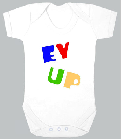 Ey Up Baby BodySuit