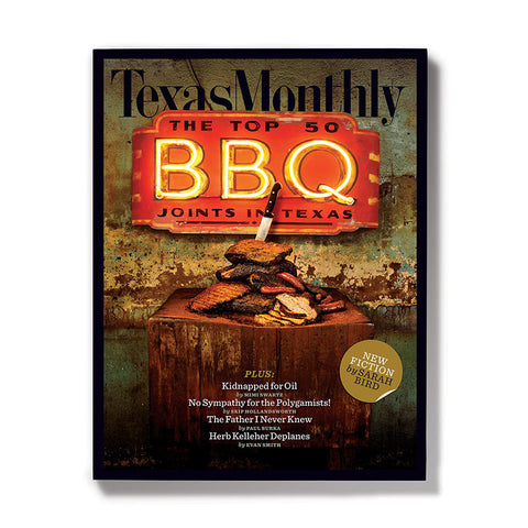 June 2008 Texas Monthly BBQ Cover