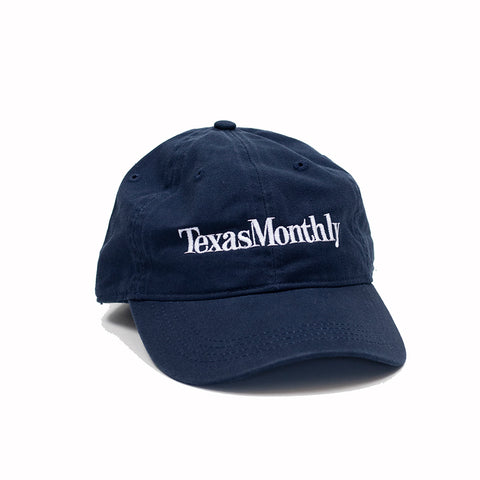 Texas Monthly Cap - Navy