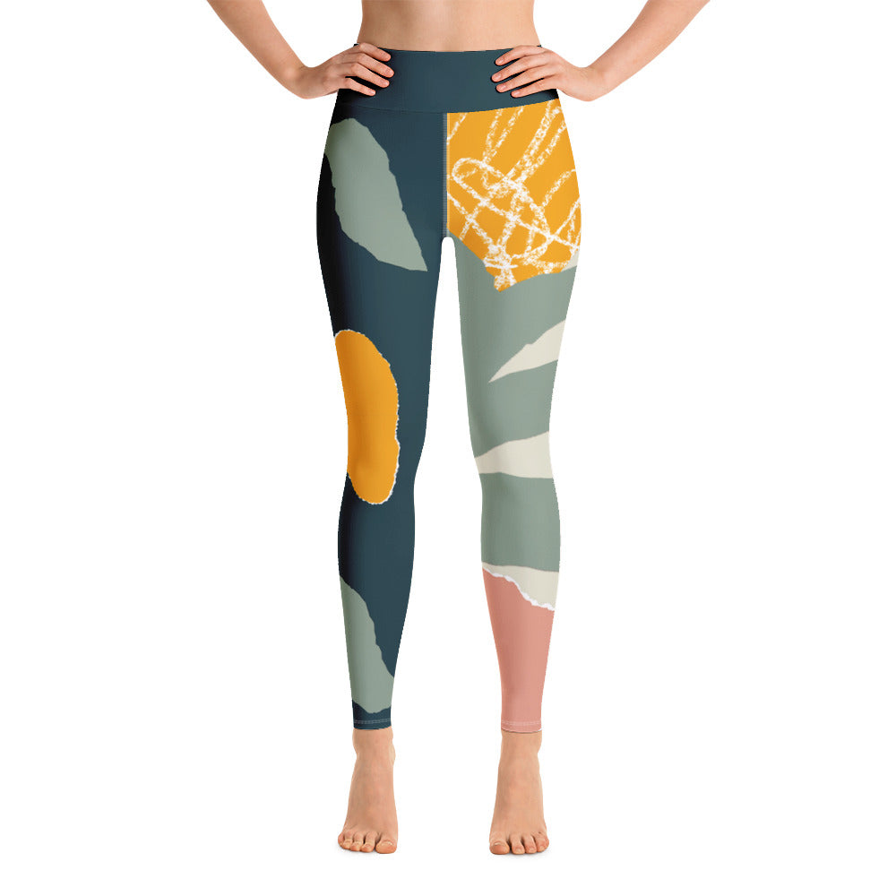Desert Dreams Yoga Leggings