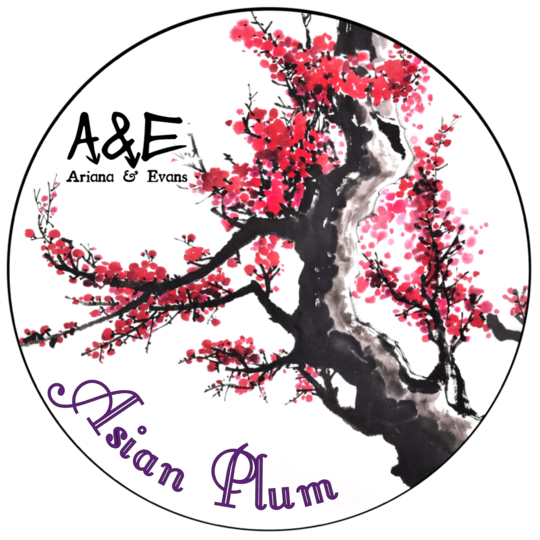 Ariana & Evans Asian Plum Shaving Soap