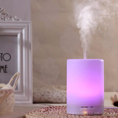 TWILIGHT WISHES ULTRASONIC HUMIDIFIER (WHITE)