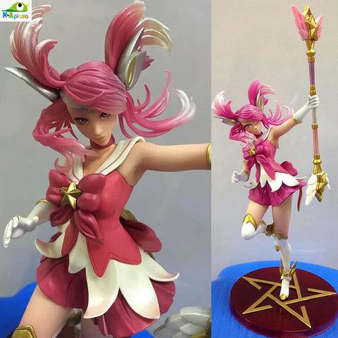 LOL The Lady of Luminosity Lux Figure