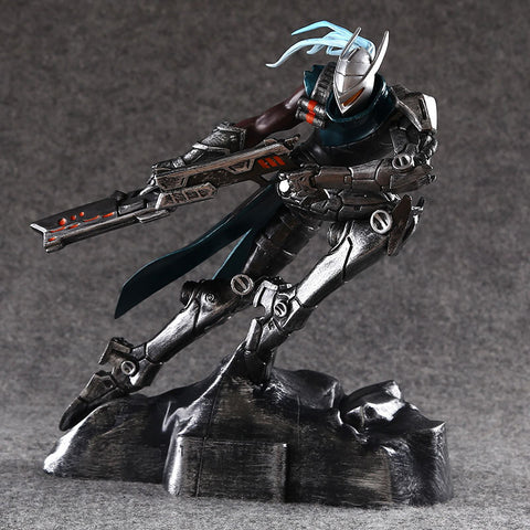 LOL The Purifier Lucian Figure