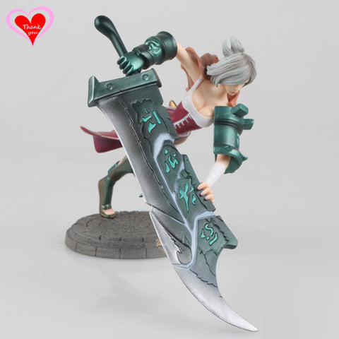 LOL Riven Figure