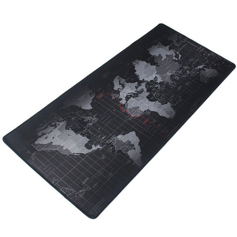 CS:GO World Map Gaming Mouse Pad
