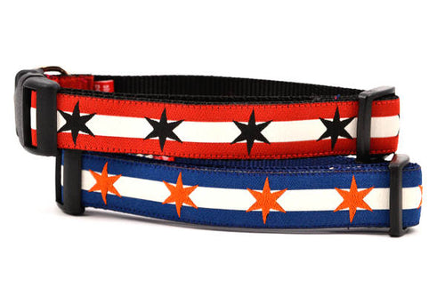 Six Point Star Collars