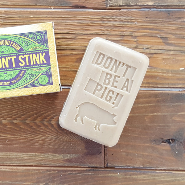 Boys Don't Stink Soap