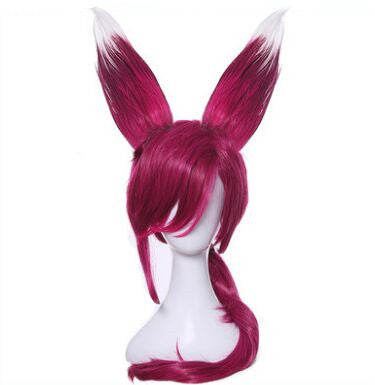 Rose Fox with Ears Cosplay Hair - CuteFTW