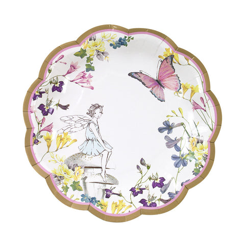 Truly Fairy Plates