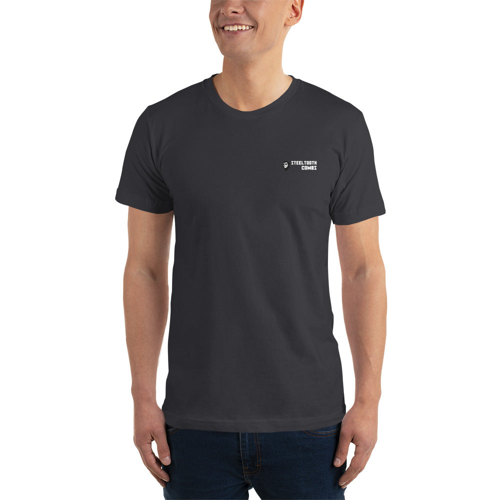 Steeltooth Combs Embroidered T-Shirt