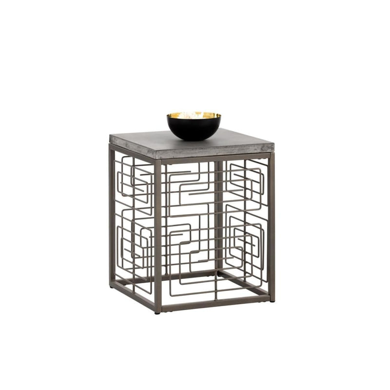 DONYA SIDE TABLE - End tables