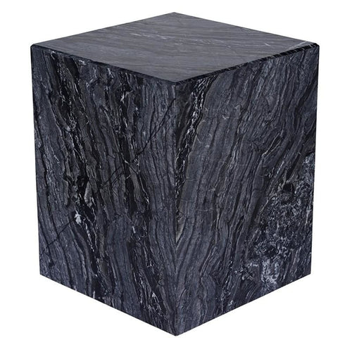 FAERWALD SIDE TABLE BLACK 16 x 16 x 19.8 - end table