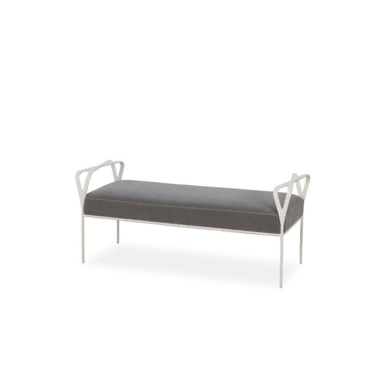 FAUNA BENCH - MOHAIR - bench