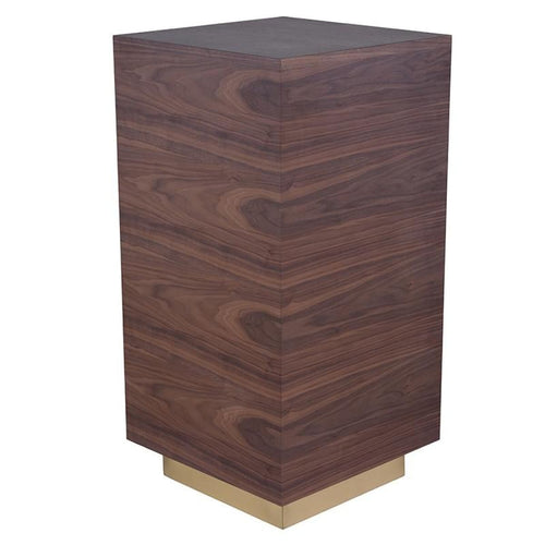 GRANGER SIDE TABLE WALNUT - END TABLE