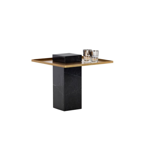 MALENA END TABLE BLACK - End tables