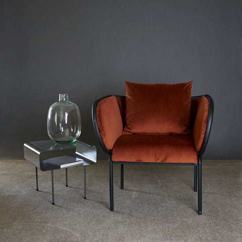 Wolkberg Casting Studio Jacobs Collection Adriana Jaros Decorex 100% Design Furniture Industrial Design Art Innovation