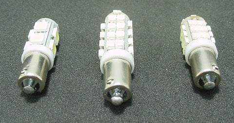 BA9S, LED, Clock, Interior Lighting