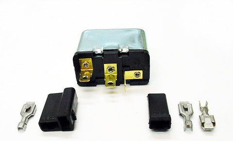 1963-1970 Cadillac Power Window Relay Switch & Crimp Connectors