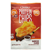 Quest Nutrition Protein Chips - Barbecue - 8 ea - 20888849000276