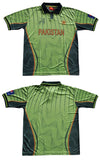 Pakistan WC 2015 Cricket Shirt