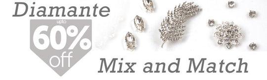 Diamante Mix and Match Offer