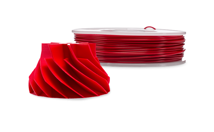 ULTIMAKER FILAMENTO ABS RED 750 gr