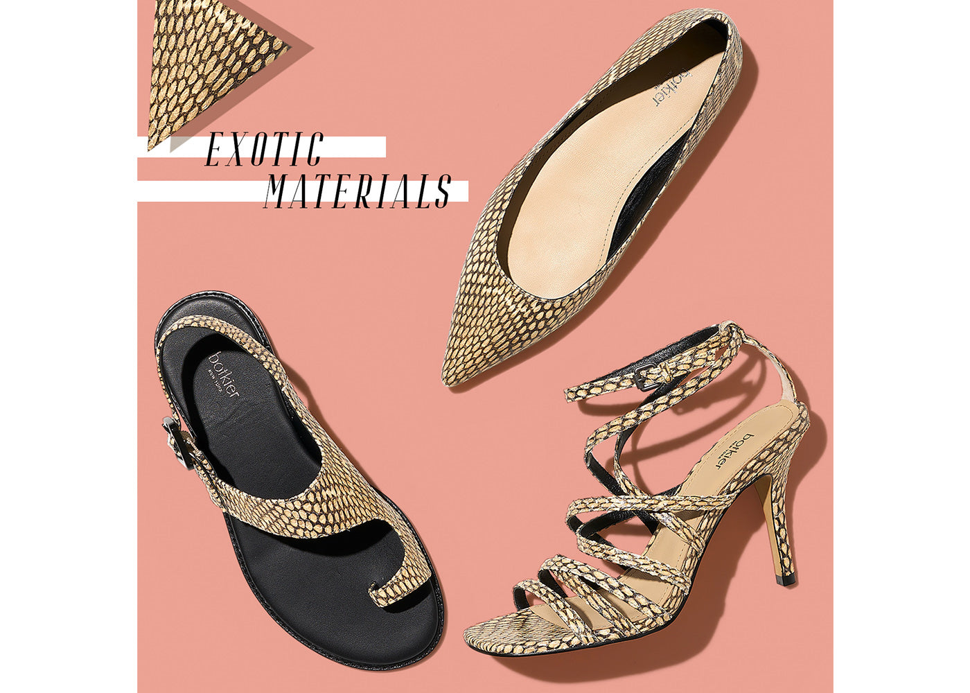 botkier blog summer shoes exotic
