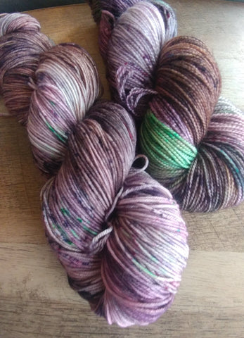 Persian | Hand Dyed Yarn