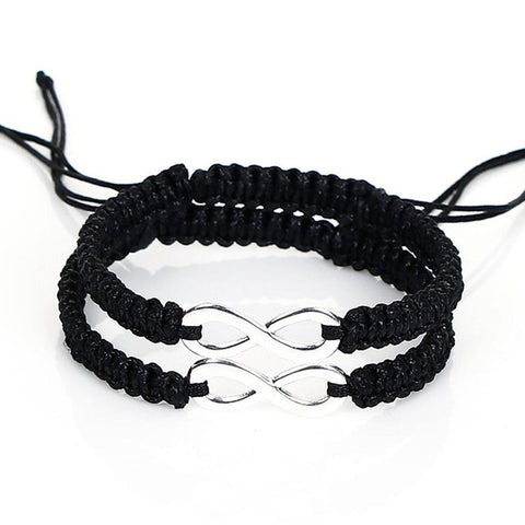 Waved Friendship Bracelets - Surf Sun Sea